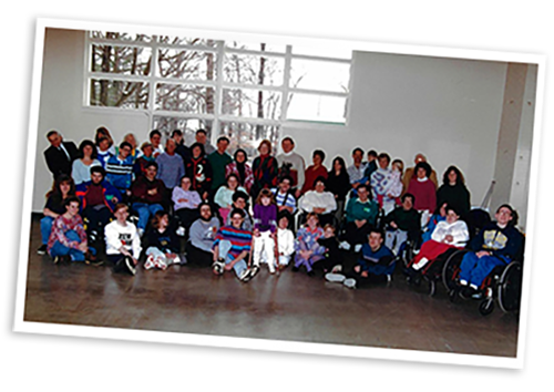 1990 group photo